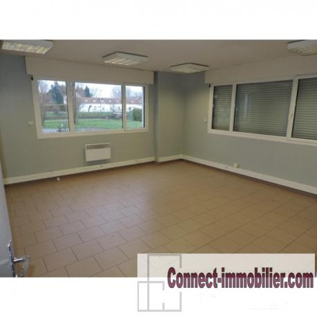bureaux + hangar