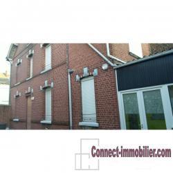 Maison 5 pièces 106 m² + hangar 250 m²