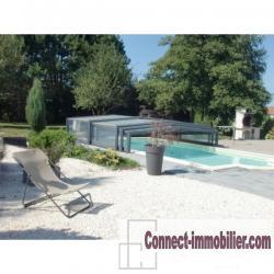 verton villa piscine gites neufs