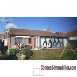 maison individuelle+ grand garage 50m2
