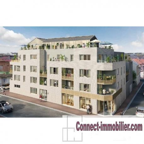 Appartements en vefa marc en baroeul