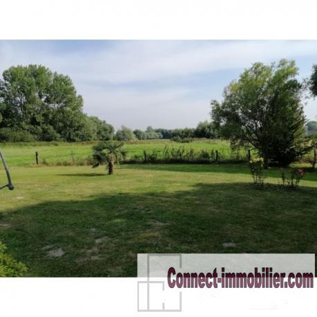 conchil villa sur 2 hectares+