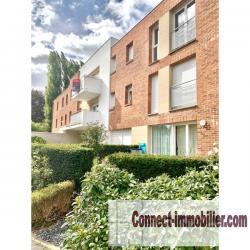 appartement Mons en Baroeul