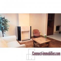 maison de ville 130m² 3 chambres possibilité 4 ,jardin, garage