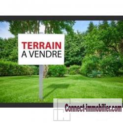 62170 terrain 2350m² constructible
