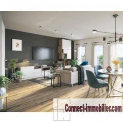 appartement vefa fort mahon