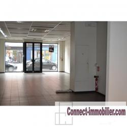 location cellule commerciale centre ville