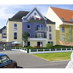 appartement T3 neuf Berck sur mer
