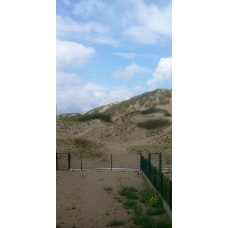 Maison 4ch face aux dunes Berck Plage