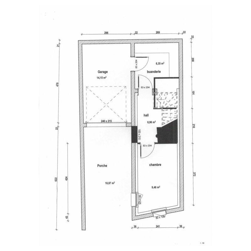 A Vendre Maison Romainville 110 M: Berck Terrain Constructible 100m Plage