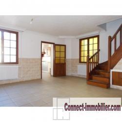 berck plage maison T4 82 m2 + studio 25 m2