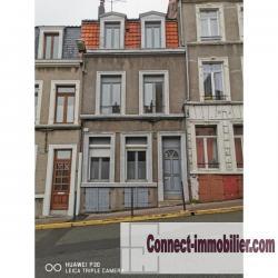 maison de 4 ch et grande terrasse