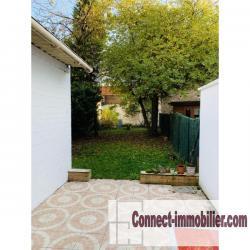 Appartement Lomme avec garage et jardin